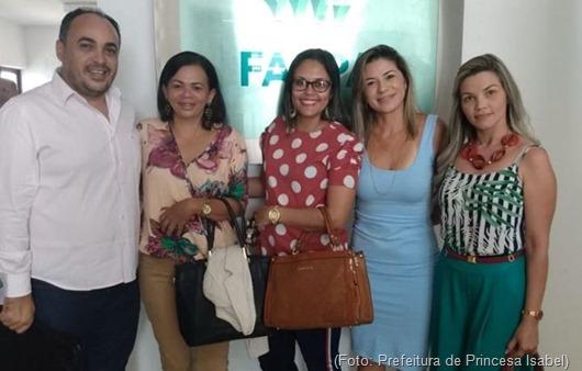 RAPS PB-Prefeitura de Princesa Isabel