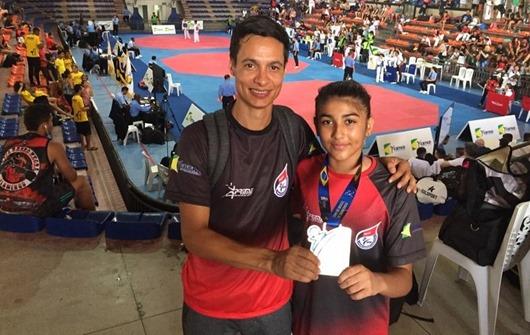 Taekwondo da Paraíba conquista 14 medalhas na Copa do Brasil em Natal