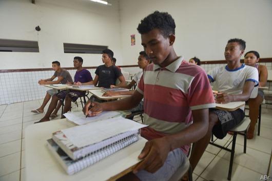 estudantes-Arquivo Agência Brasil