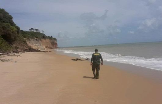 manchas de óleo_litoral paraibano