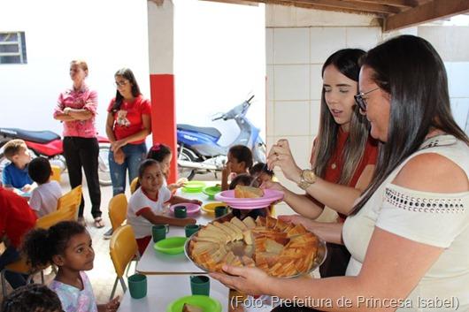 merenda escolar-Prefeitura de Princesa Isabel