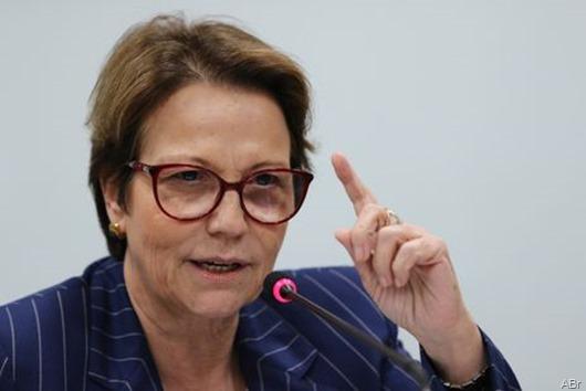 tereza_cristina-Agência Brasil