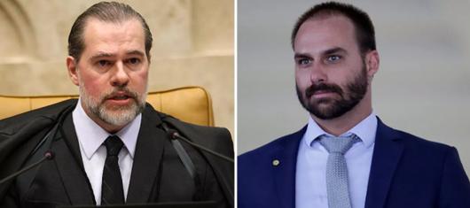 toffoli_eduardo bolsonaro
