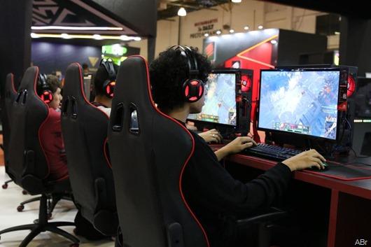 videogames-Agência Brasil