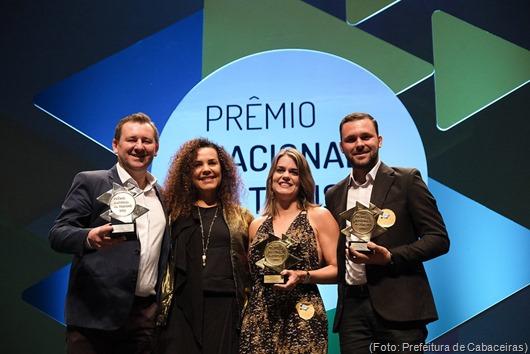 Cabaceiras_Prêmio Nacional de Turismo 2019