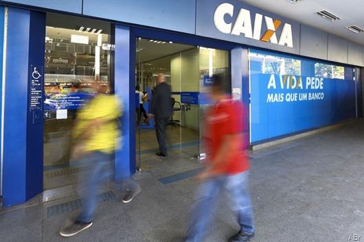 Caixa-Agência Brasil