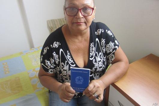 Doméstica_Ozarina-Agência Brasil