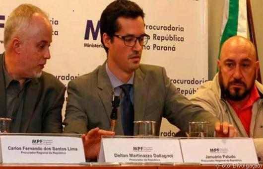 Globo esconde denúncia sobre colega de Deltan suspeito de receber propina de doleiro