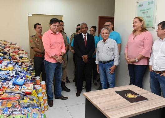 Governo doa arrecadação da Corrida Paraíba pela Paz ao Hospital Napoleão Laureano