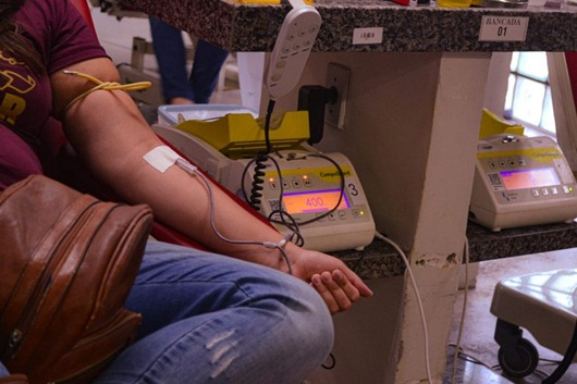 Hemocentro_doação de sangue