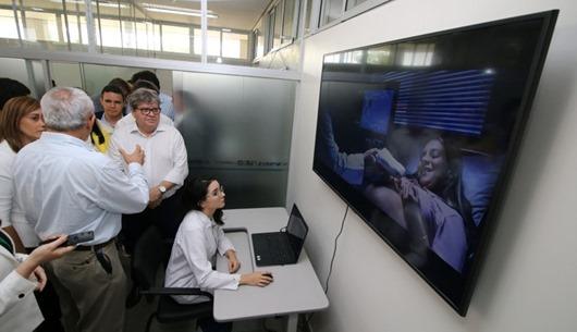 João Azevêdo_inauguração_Centro Integrado Multiusuário de Referência em Saúde em Campina Grande