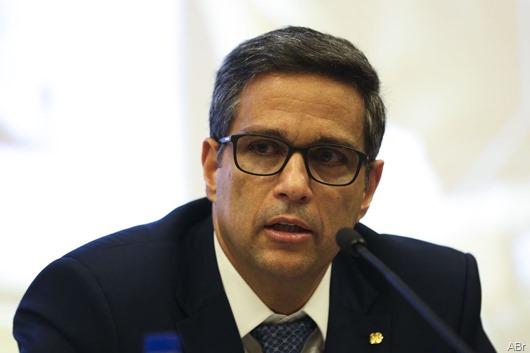 Roberto Campos Neto-Agência Brasil