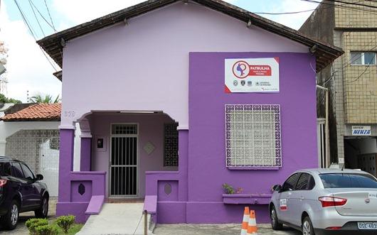 Casa do Programa Integrado Patrulha Maria da Penha