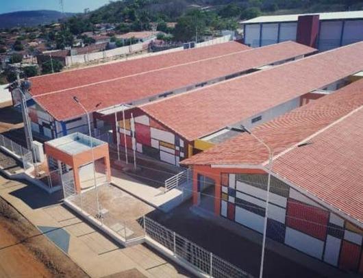 Inauguração-Escola Cidadã Integral Nossa Senhora do Bom Conselho