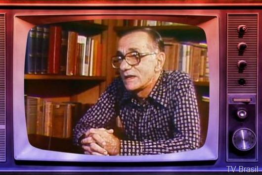 João Cabral de Melo Neto-TV Brasil