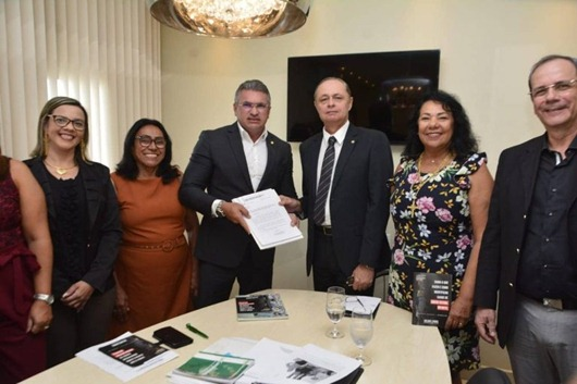 Julian Lemos anuncia R$ 3,2 milhões no combate a abusos