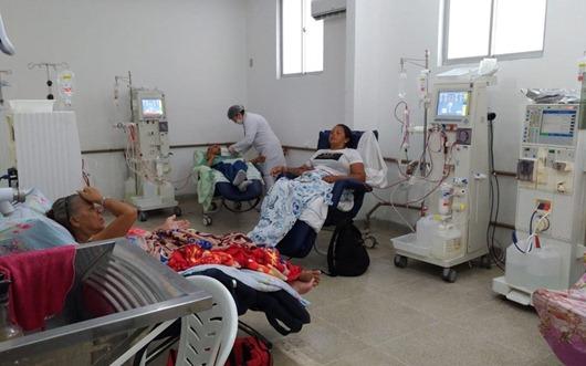 Paraíba é pioneira na realização de exame de carga viral de hepatites durante hemodiálise