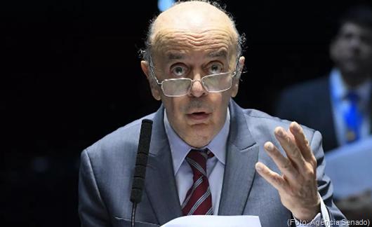 Processo da Lava Jato contra Serra, que tinha US$ 23 milhões na Suíça, prescreve