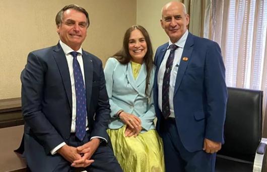 Regina Duarte aceita convite para secretaria de Cultura