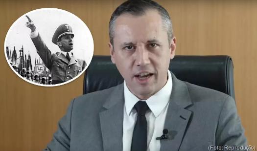 Secretário nazista de Bolsonaro é oficialmente exonerado