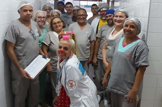 Trauma_doutores palhaços voluntários