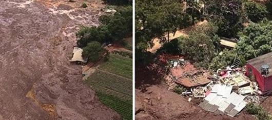rompimento-barragem-do-Brumadinho