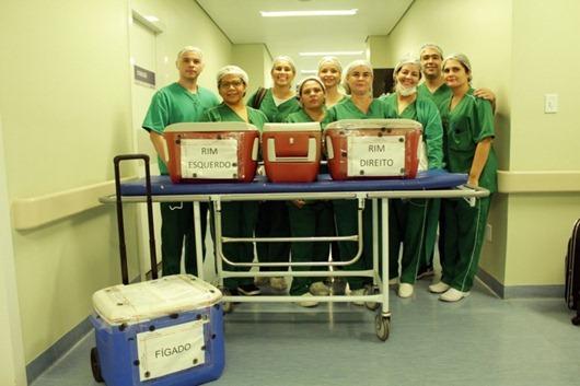 Central de Transplantes da Paraíba registra um doador por semana