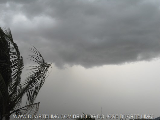 Chuva em Princesa Isabel e região-Blog do José Duarte Lima