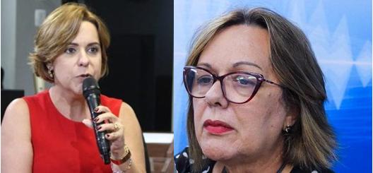 Daniela Bandeira e Socorro Gadelha