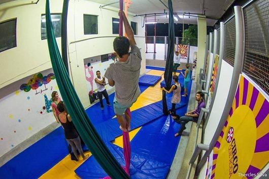 Escola de Circo da Funesc