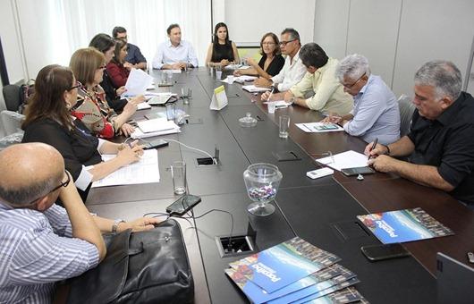 Gestores dos estados receptores da integração do Rio São Francisco se reúnem em João Pessoa