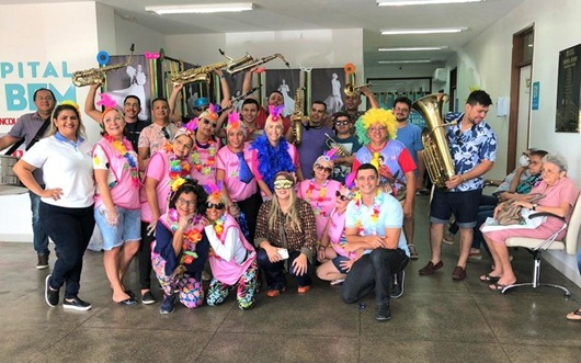 Hospital do Bem-Grito de Carnaval