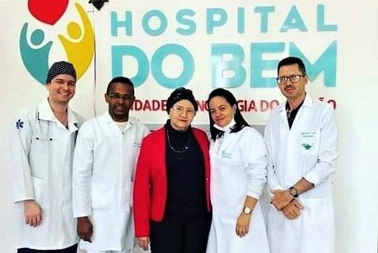 Miriam Medeiros dos Santos_Hospital do Bem