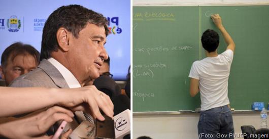 Piauí também define piso salarial do professor acima do nacional