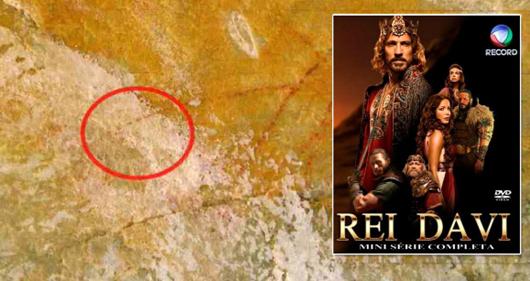 Record é condenada a pagar R$ 2 mi por pintar arte rupestre para cenário de série bíblica em MG