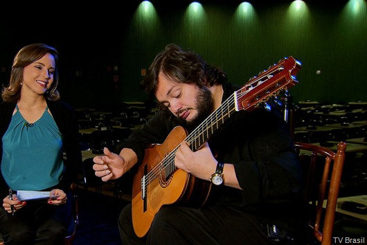 violonista Yamandu Costa