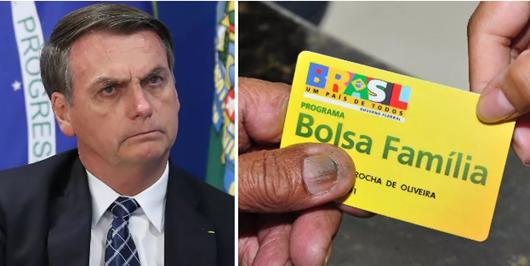 Bolsonaro discrimina o Nordeste no Bolsa Família