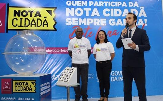 Campanha Nota Cidadã_3º sorteio_ganhadores