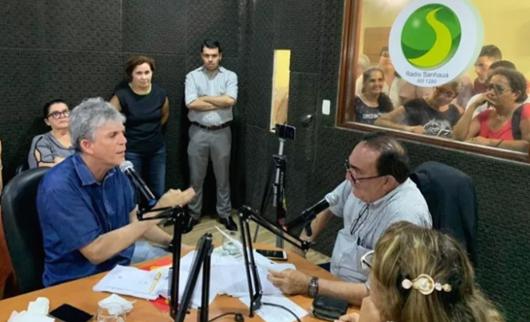 Ex-Governador Ricardo Coutinho_entrevista_Rádio Sanhauá