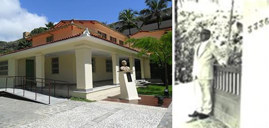 Exposição homenageia José Américo