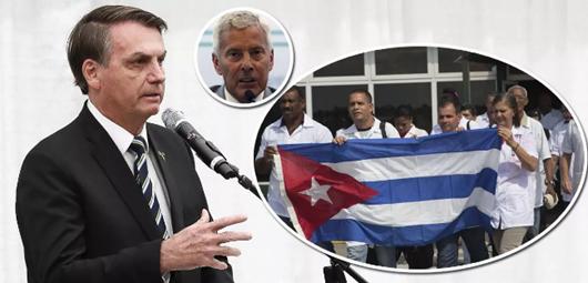 Governo Bolsonaro pede socorro aos médicos cubanos e eles serão recontratados pelo Mais Médicos