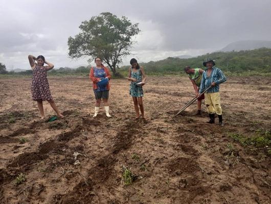 Governo da Paraíba-distribuição de sementes