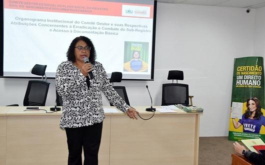 Governo discute intensificação de ações para combater o sub-registro