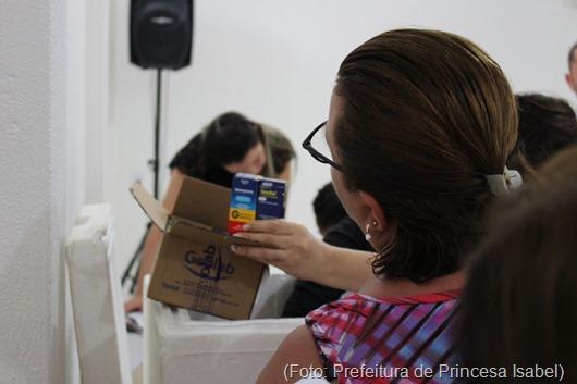 Prefeitura de Princesa Isabel atende pacientes com glaucoma