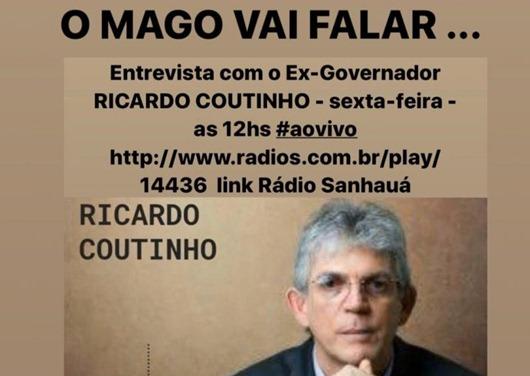 RICARDO COUTINHO-entrevista