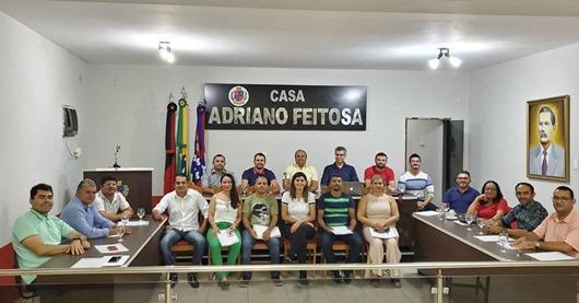 Ricardo Pereira_reunião_pré-candidatos