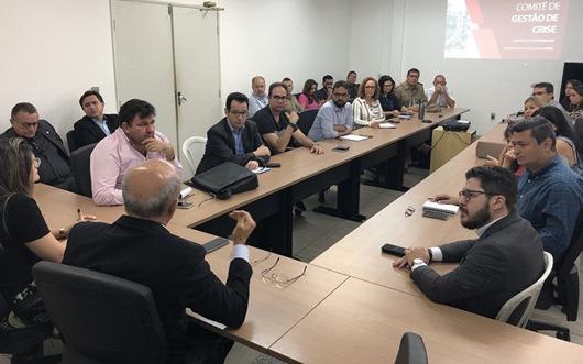 coronavírus_Governo discute medidas preventivas e anuncia telefone para dúvidas da população