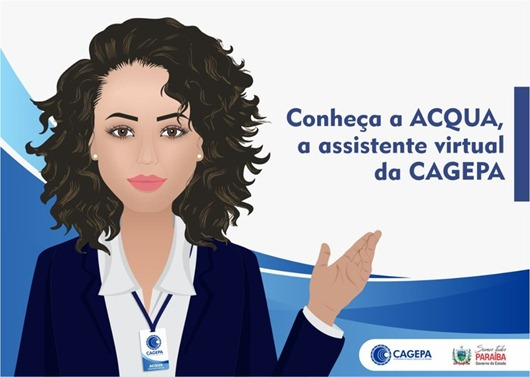 Acqua_assistente virtual da Cagepa