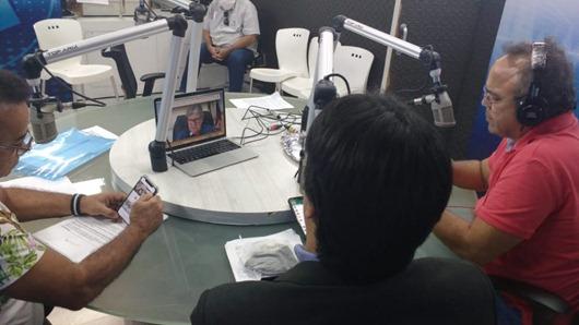 Azevêdo desmente boatos_entrevista_Arapuan Verdade