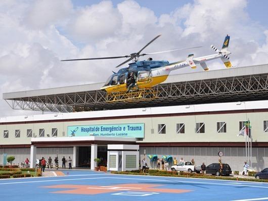 Hospital Estadual de Emergência e Trauma de João Pessoa